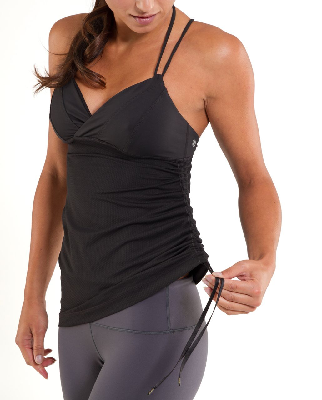 Lululemon Integrity Hot Tank - Black