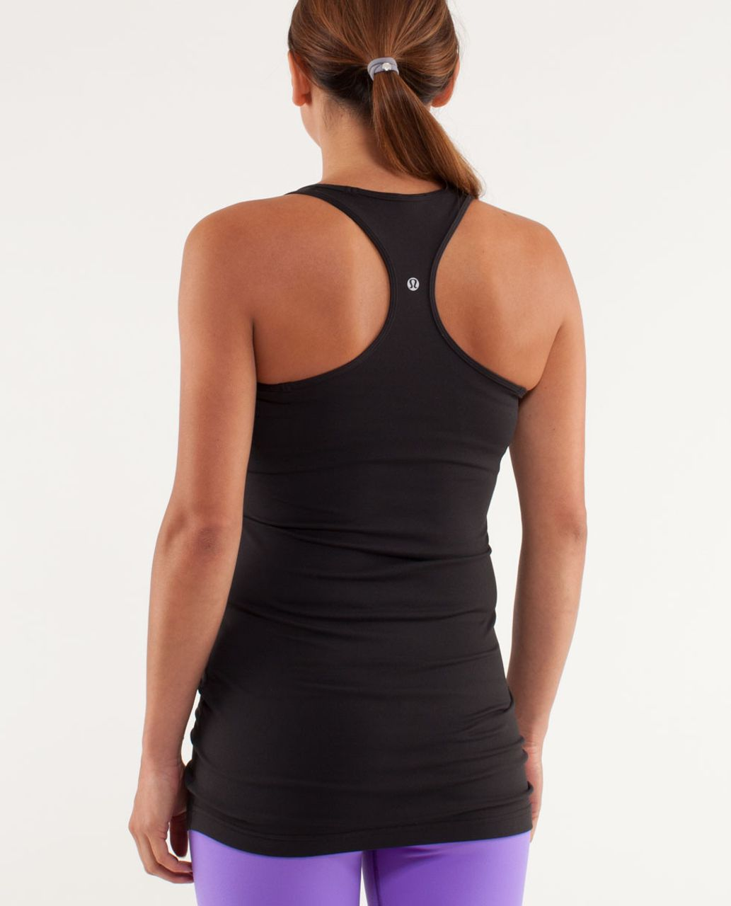 Lululemon Cool Racerback *Extra Long - Black