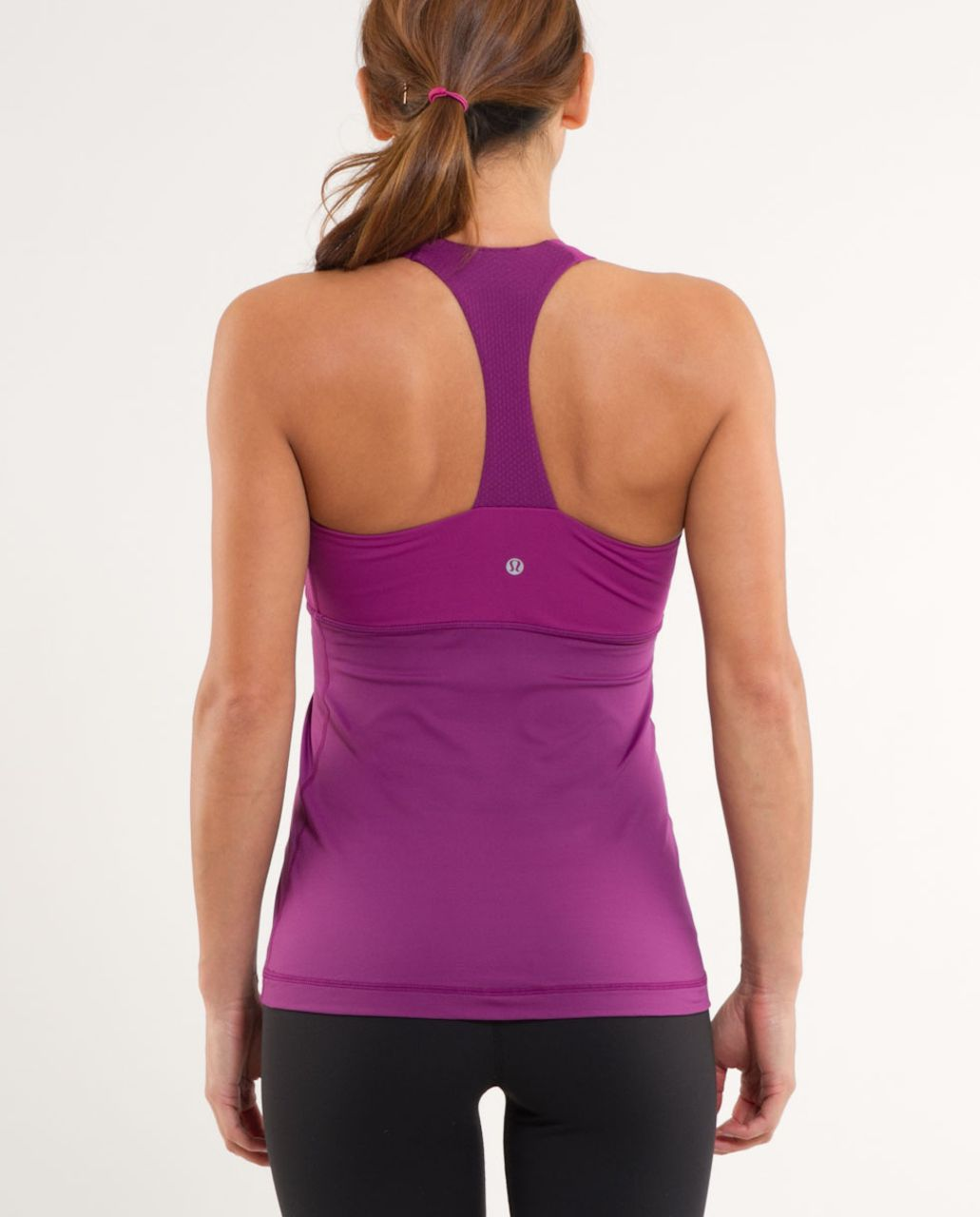 Lululemon Deep Breath Tank *luxtreme (First Release) - Dew Berry