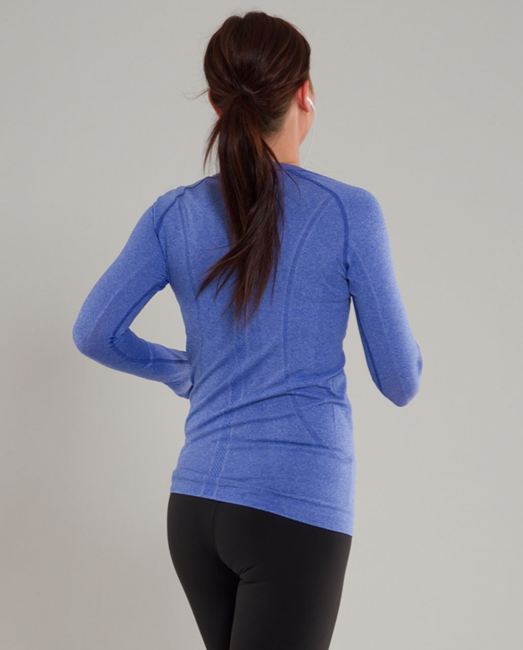 Lululemon Run:  Swiftly Tech Long Sleeve - Rocksteady