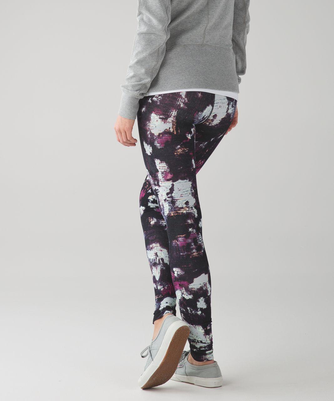 Lululemon Wunder Under Pant (Hi-Rise) - Kara Blossom Multi