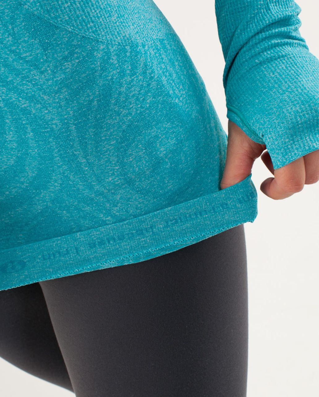 Lululemon Run:  Take Flight Pullover Tech - Surge