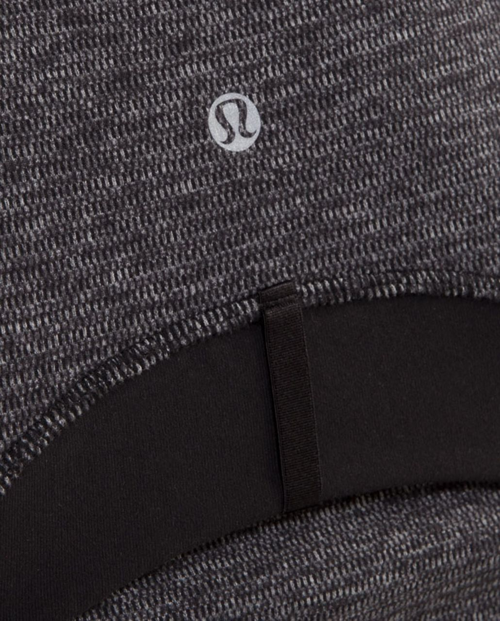 Lululemon Define Jacket *Soft Mini Check - Black Heathered Coal Mini Check /  Black