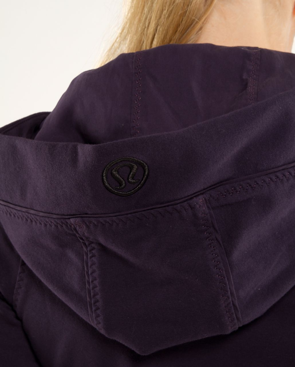 Lululemon Live Simply Jacket - Black Swan