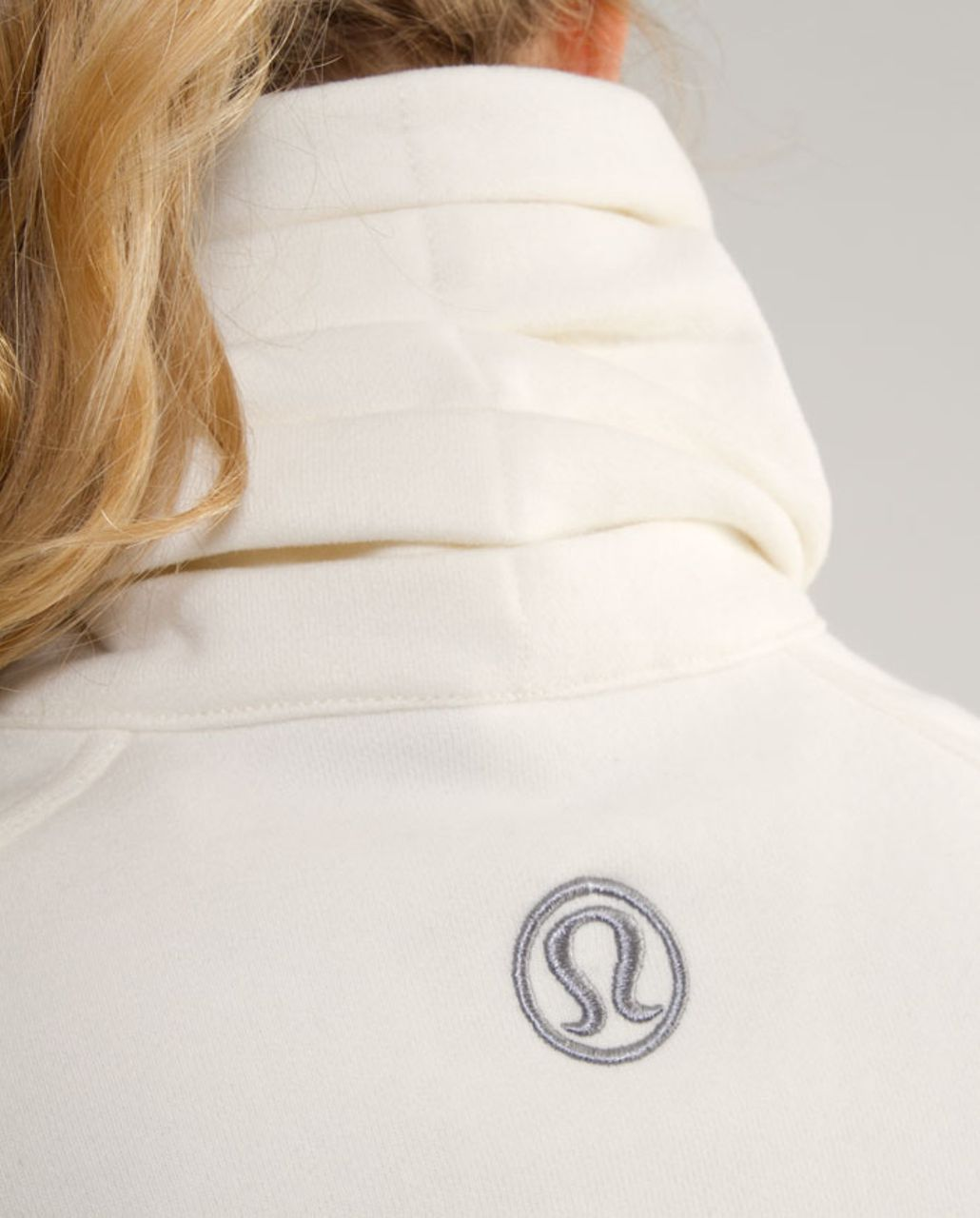 Lululemon Cuddle Up Jacket - Ghost