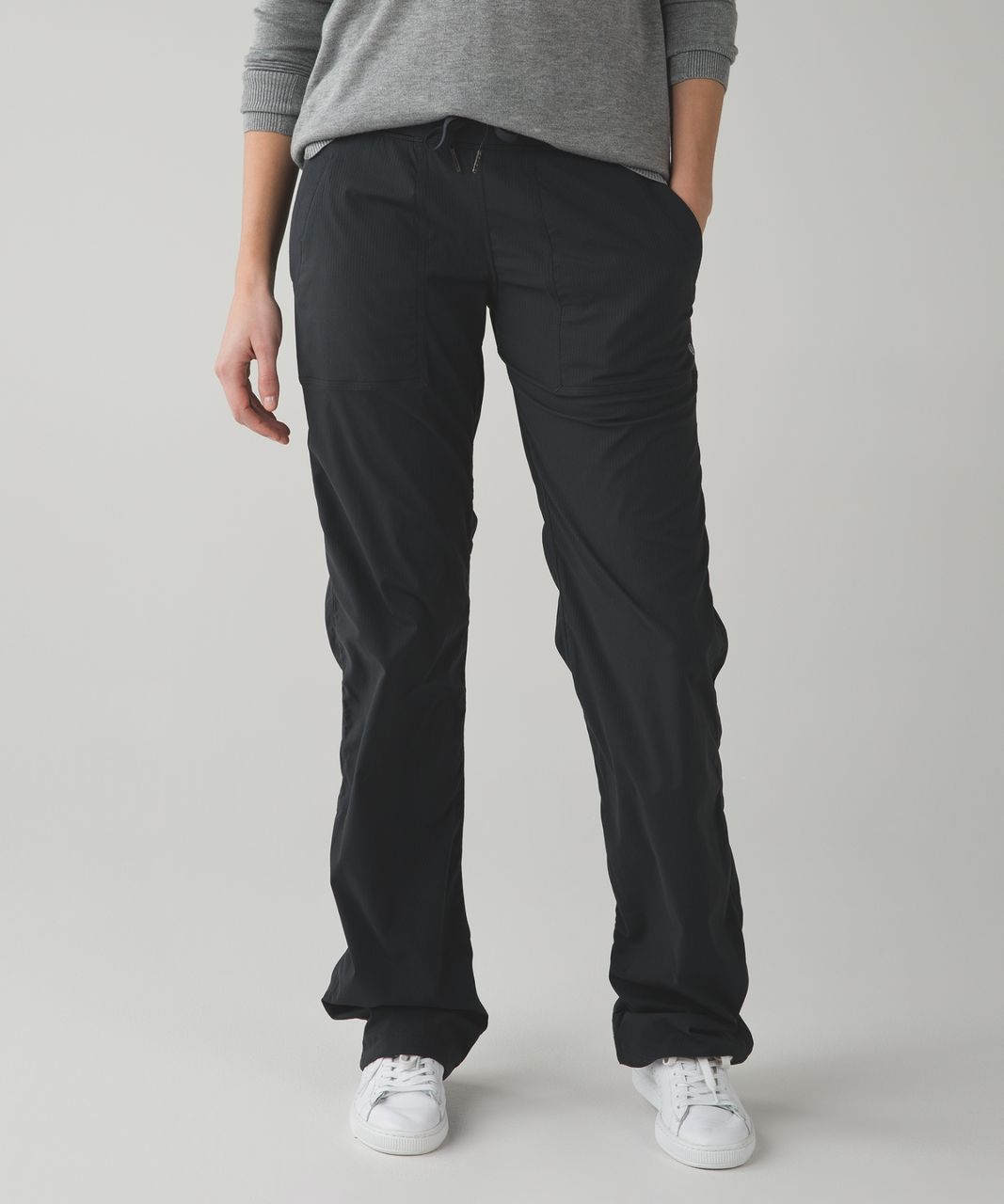 Lululemon Studio Pant III (Tall) - Deep Coal