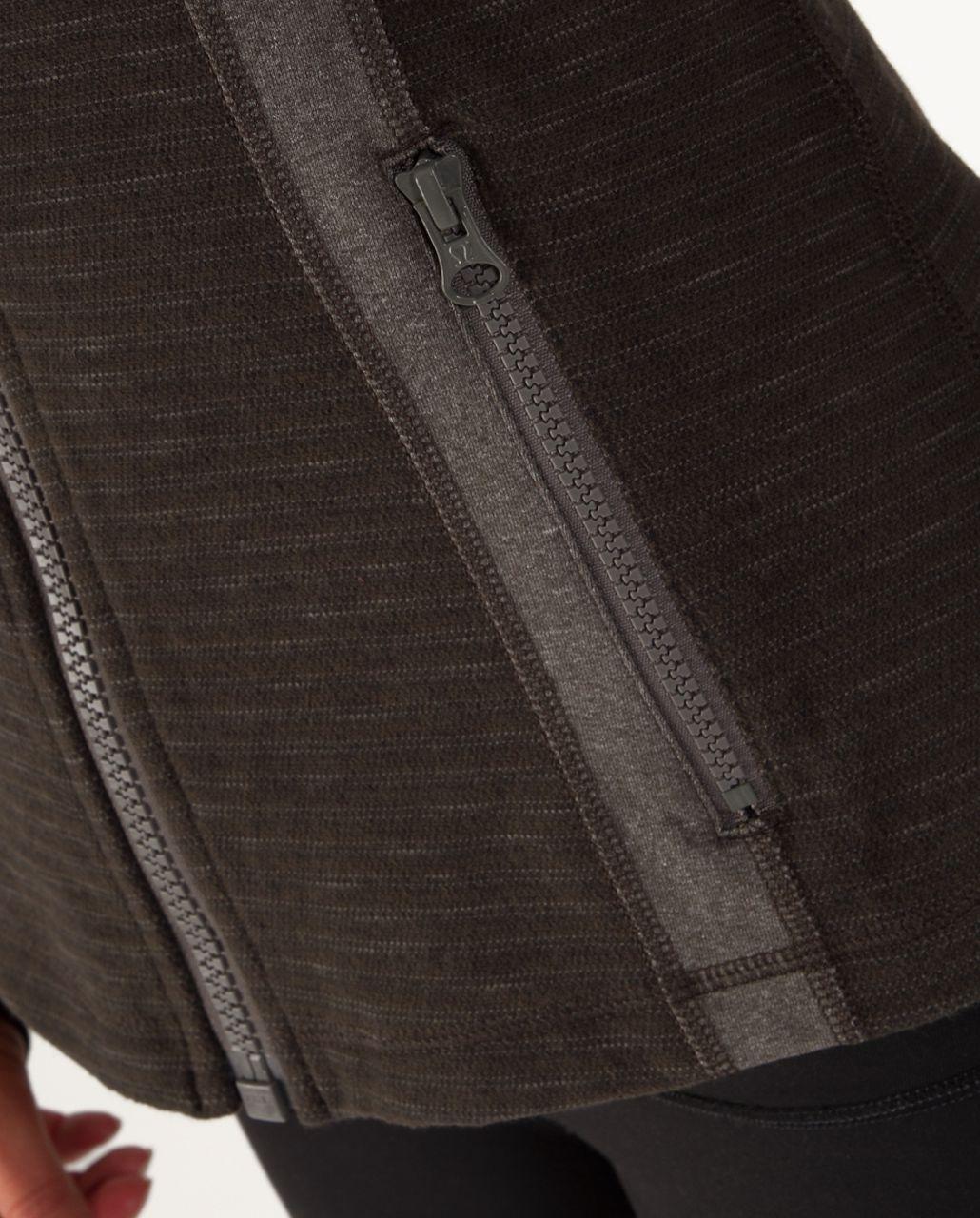 Lululemon Define Jacket *Pique - Deep Camo Pique /  Heathered Wren