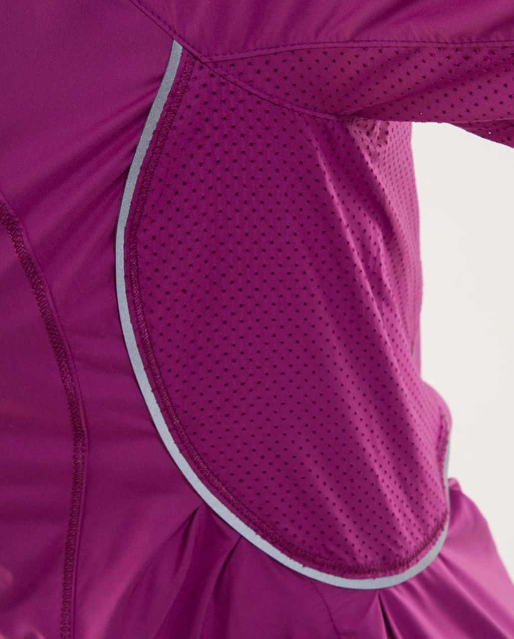 Lululemon Run:  Inspire Jacket - Dew Berry