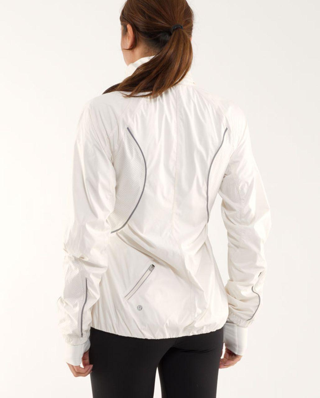 Lululemon Run:  Inspire Jacket - Ghost