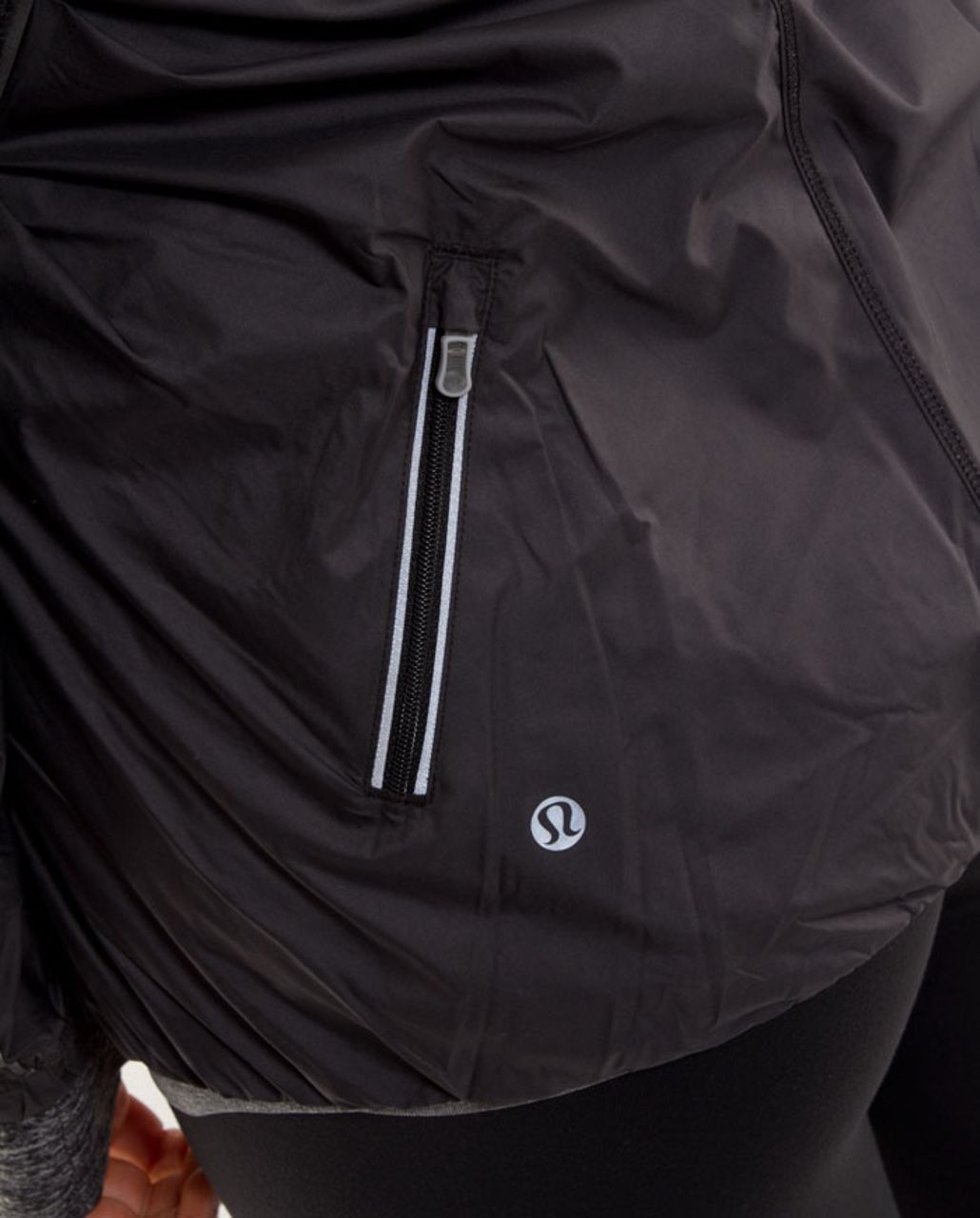 Lululemon Run:  Inspire Jacket - Black