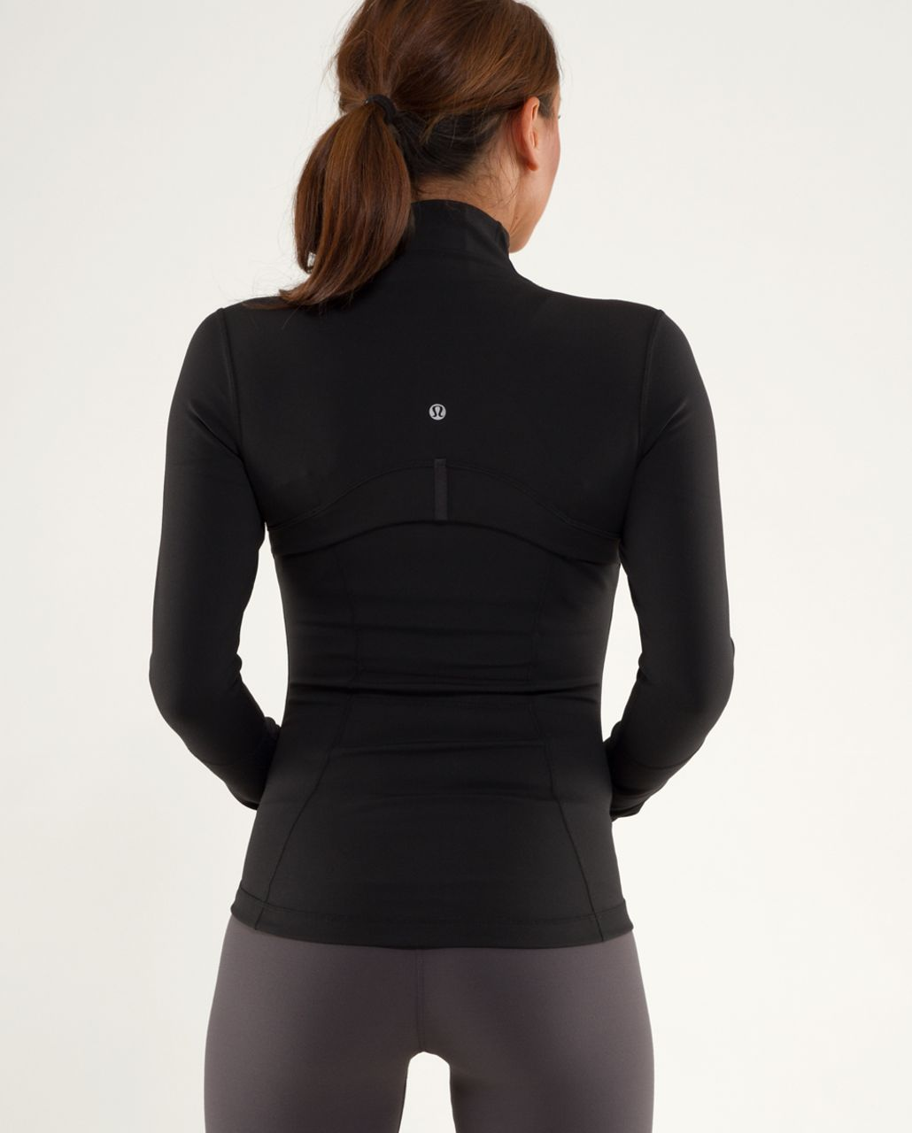 Lululemon Define Jacket *Silver - Black