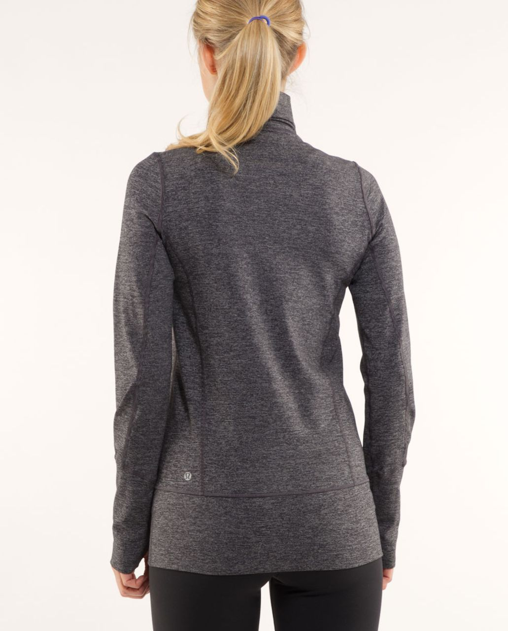 Lululemon In Stride Jacket - Coal Wee Stripe /  Coal