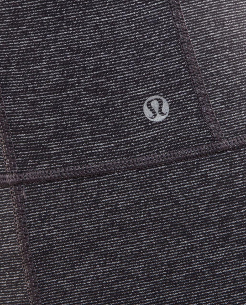 Lululemon In Stride Jacket - Coal Wee Stripe /  Coal