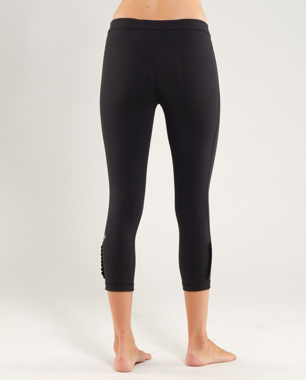 Lululemon Priiti Crop - Black