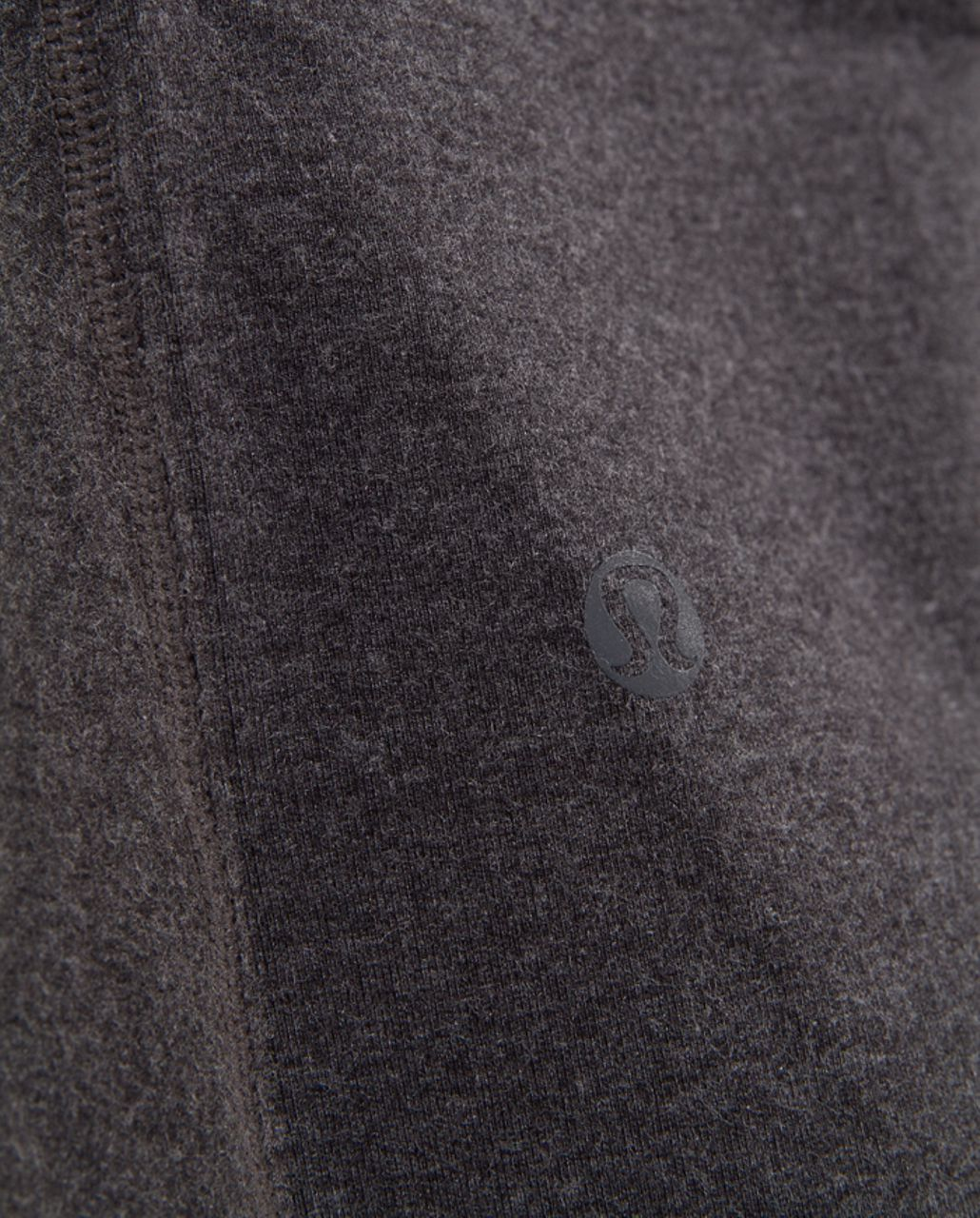 Lululemon Relaxed Fit Crop *Modal - Heathered Charcoal Modal
