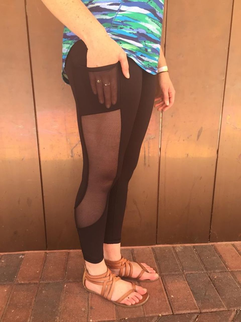 Lululemon High Times Pant (Cool To Street) - Black