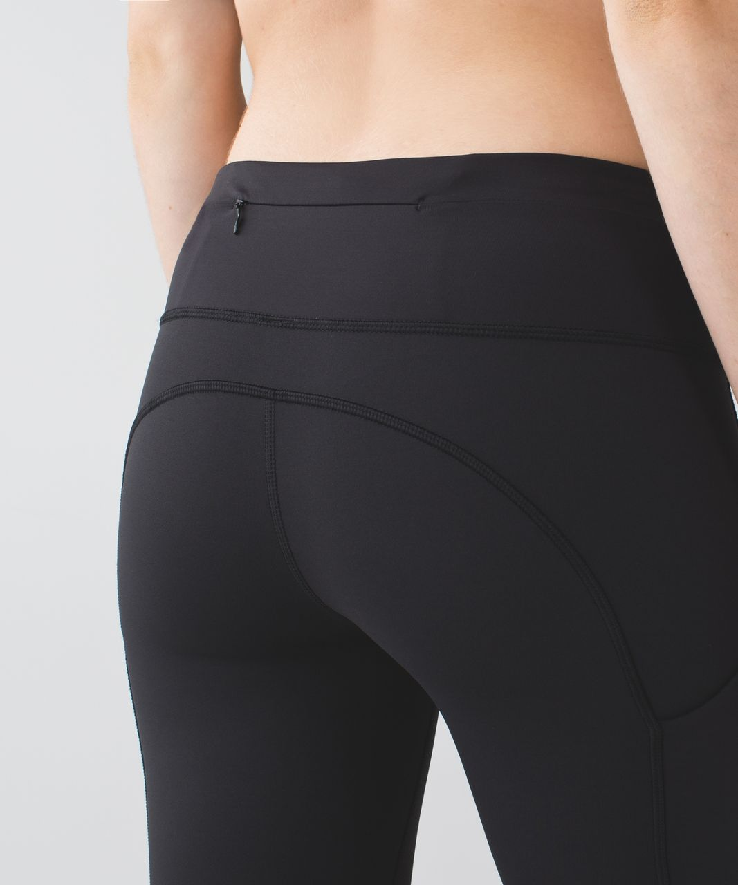 Lululemon Speed Tight III (Mesh) - Black