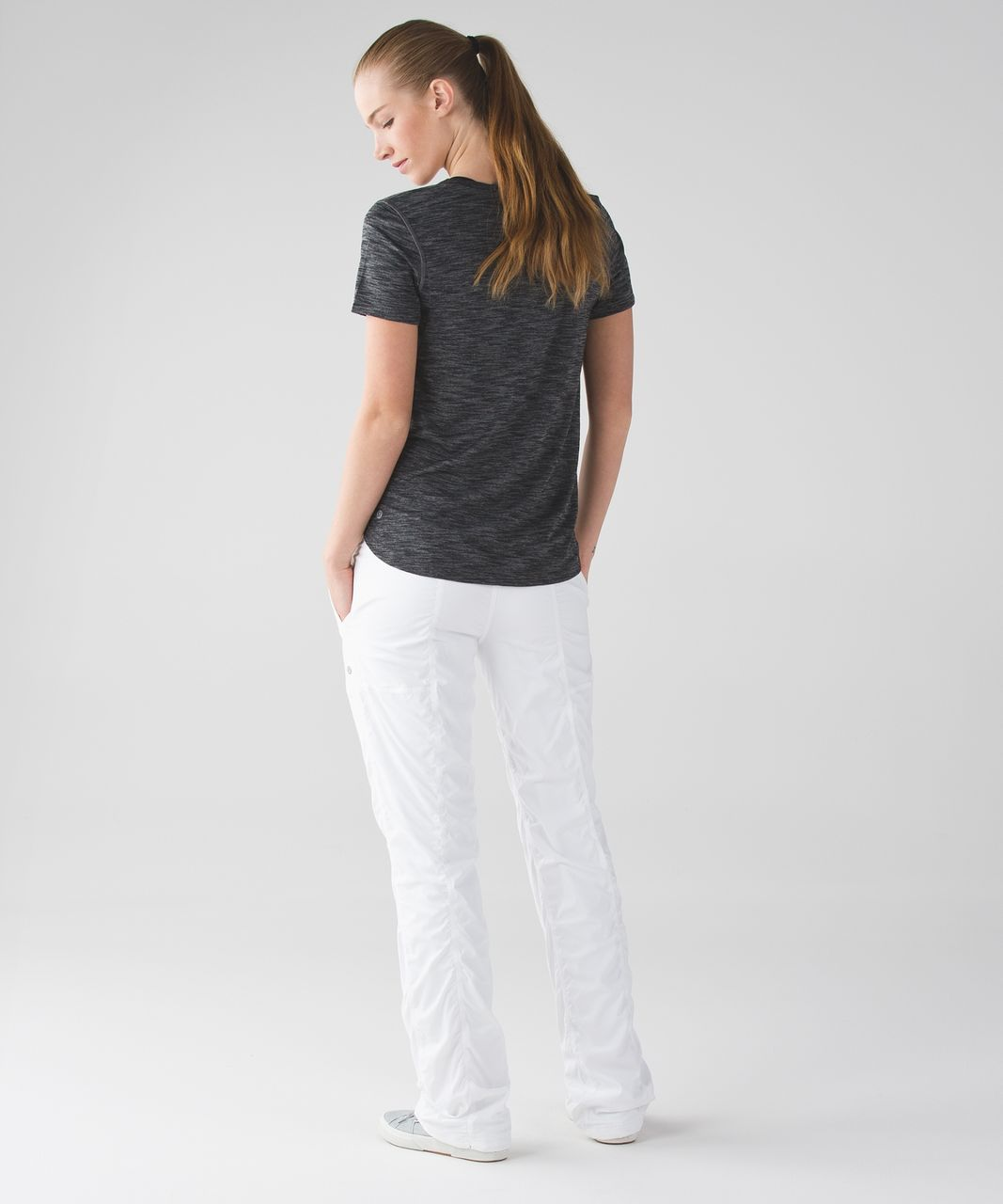 Lululemon Studio Pant III (Tall) - White