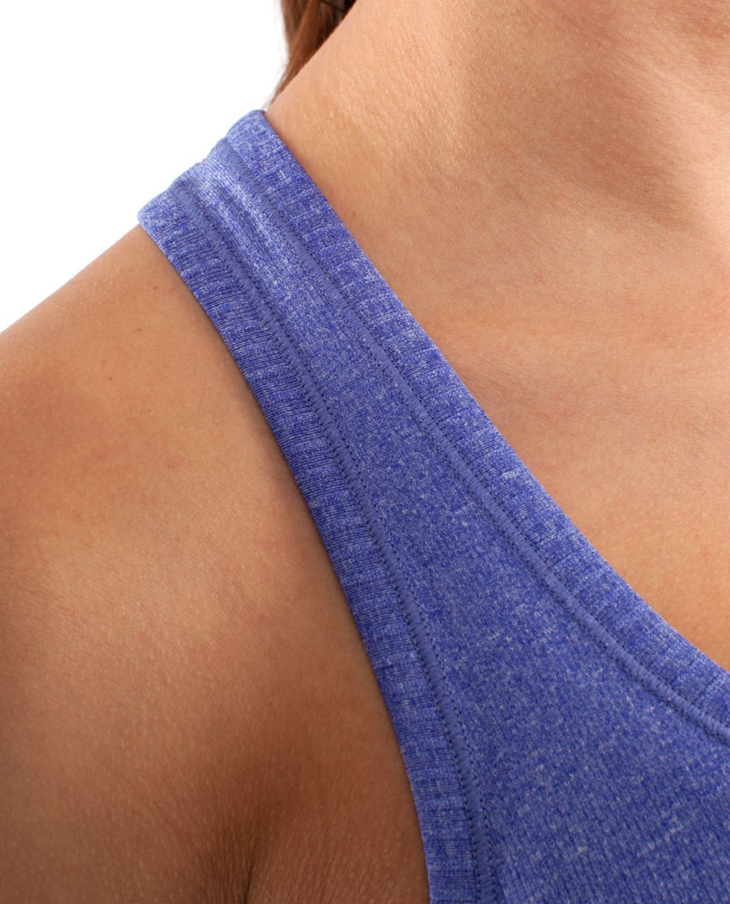 Lululemon Run:  Swiftly Racerback - Pigment Blue