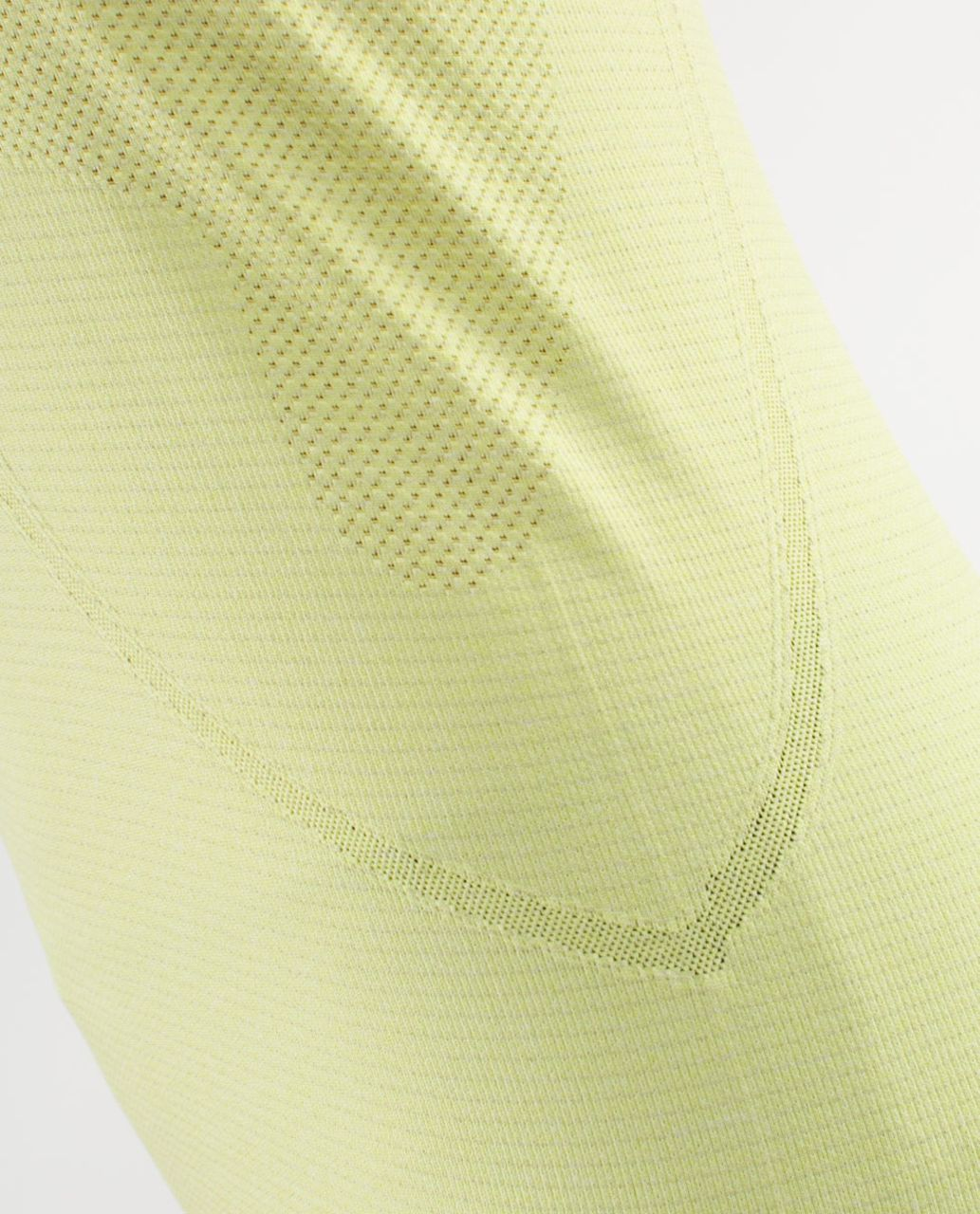 Lululemon Run:  Swiftly Racerback - Wild Lime