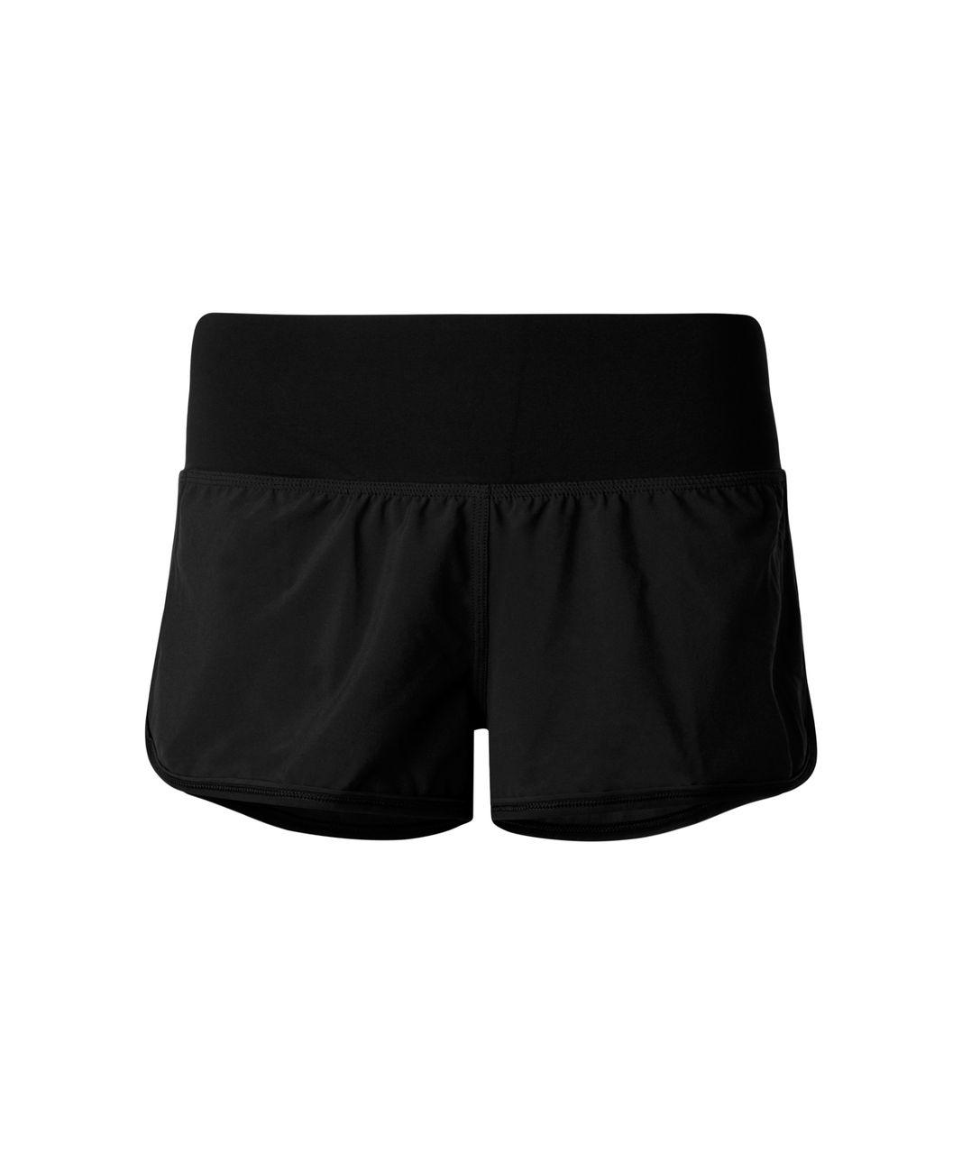 Lululemon Drop It Low Short - Black