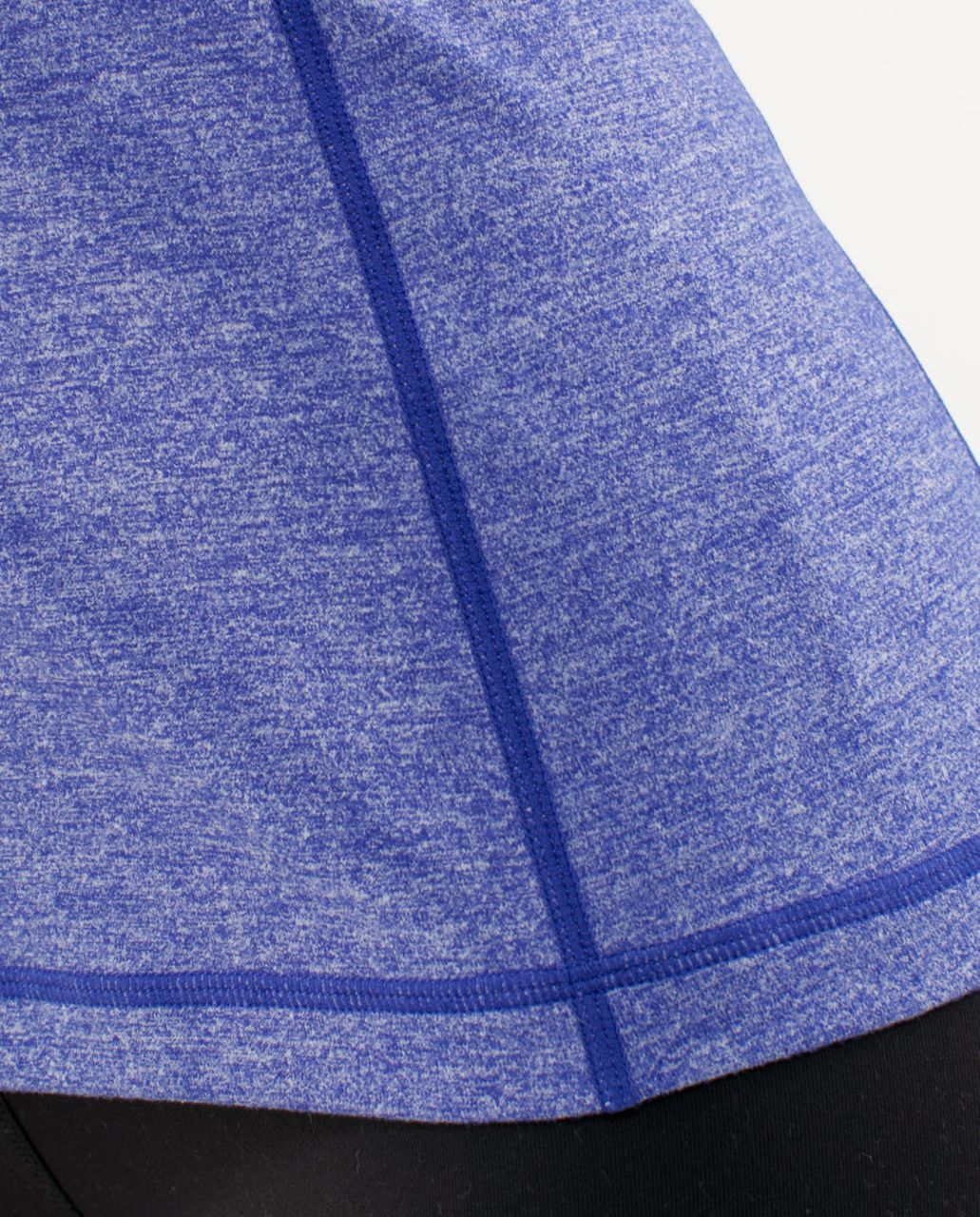 Lululemon Scoop Neck Tank - Heathered Pigment Blue /  Pigment Blue