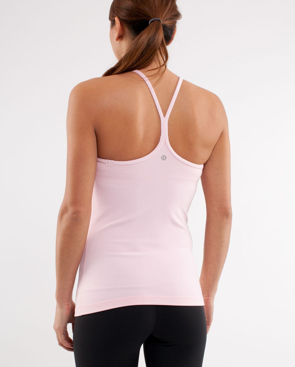 Lululemon Power Y Tank - Pig Pink