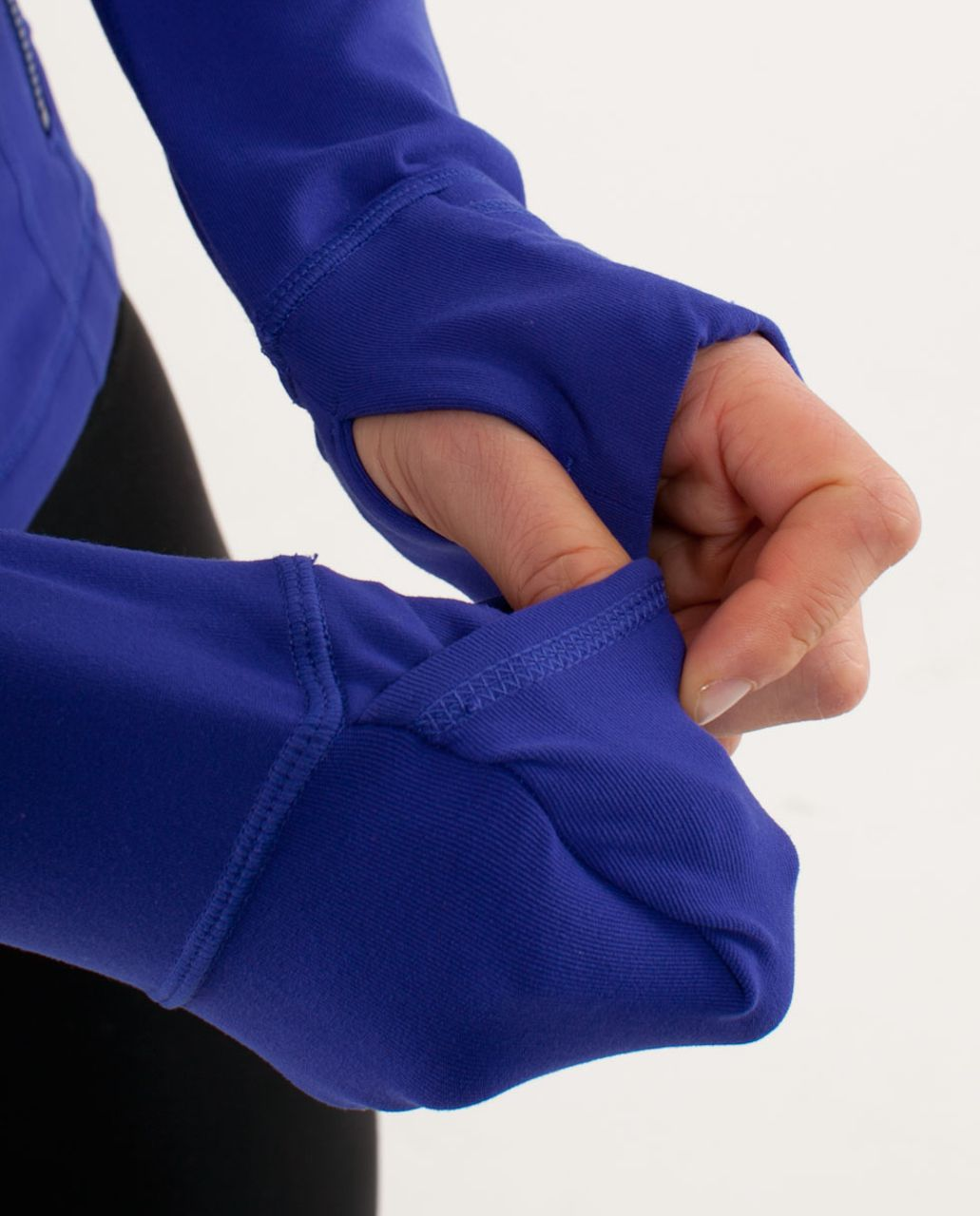 Lululemon Define Jacket - Pigment Blue
