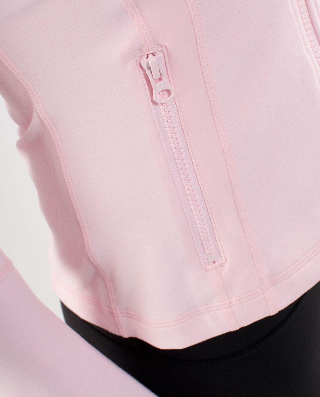 Lululemon Define Jacket - Heathered Pig Pink /  Pig Pink