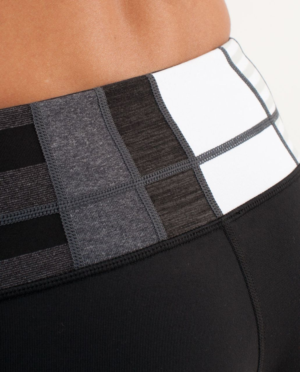 Lululemon Groove Pant (Tall) - Black /  Quilting Winter 20