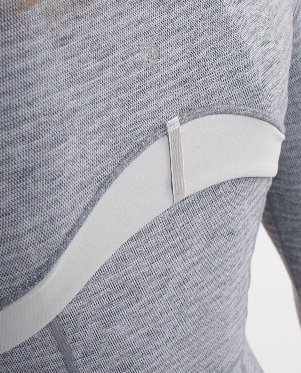 Lululemon Define Jacket *Pique - Silver Spoon Pique /  Silver Spoon