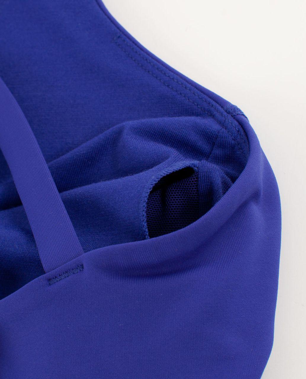 Lululemon Energy Bra - Pigment Blue