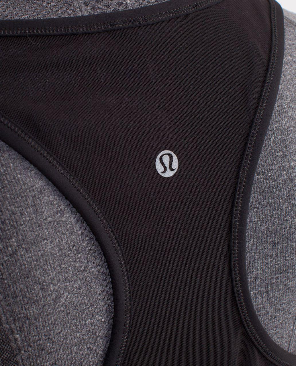 Lululemon Shine Your Heart Out Vest - Black