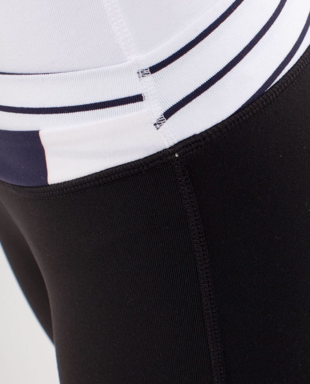 Lululemon Astro Pant (Regular) - Black /  White /  Quiet Stripe White Deep Indigo