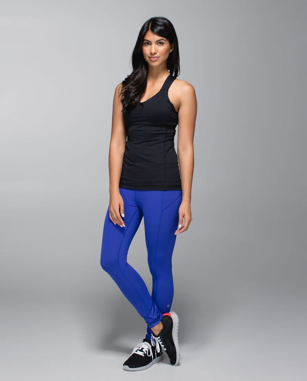 Lululemon Push Your Limits Tank - Black
