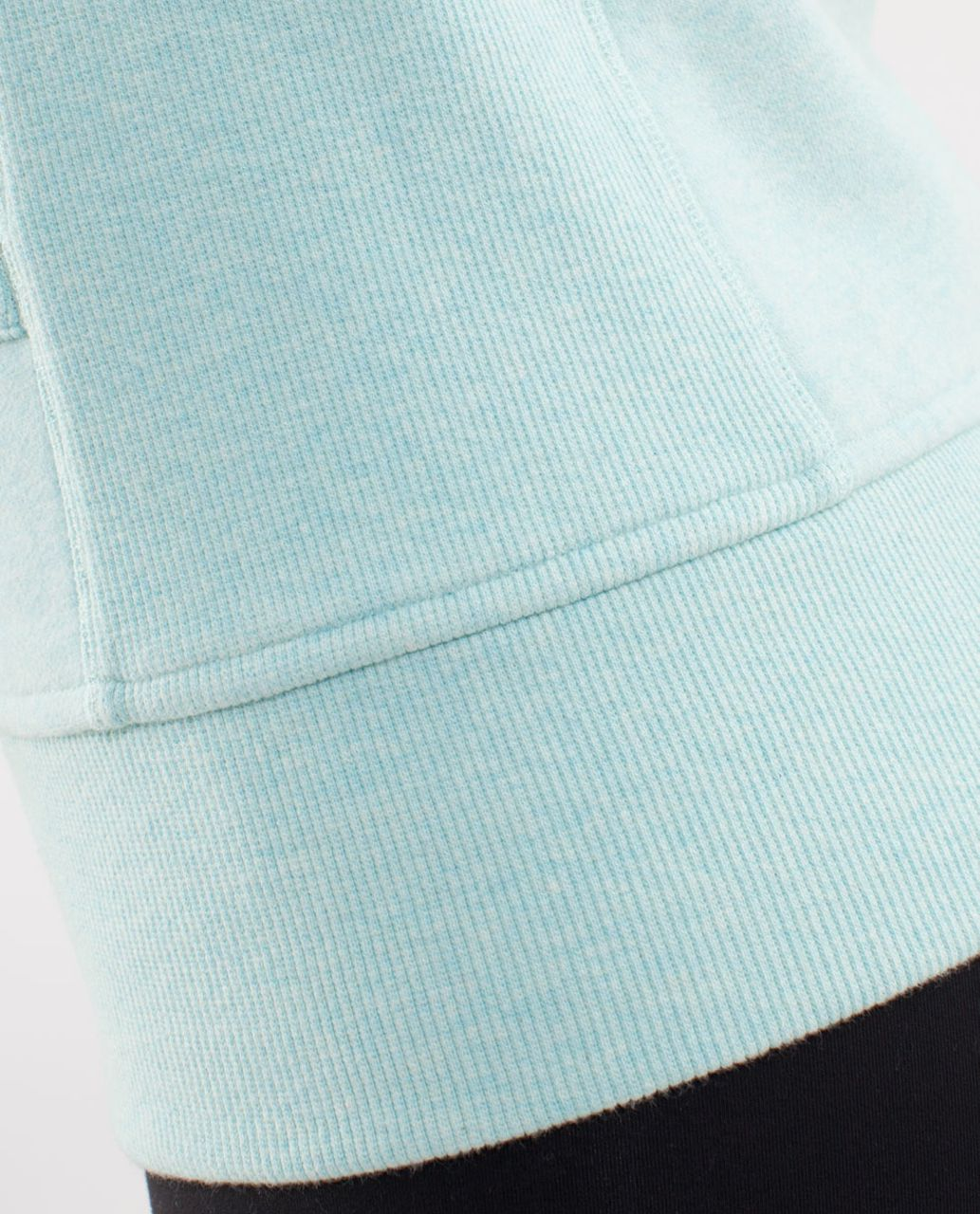 Lululemon Scuba Hoodie - Heathered Aquamarine /  Aquamarine