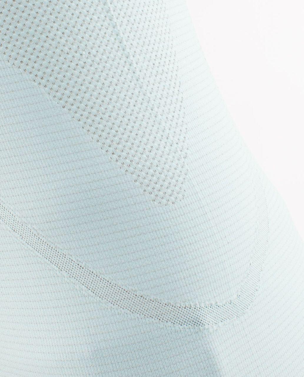 Lululemon Run:  Swiftly Tech Long Sleeve - Aquamarine