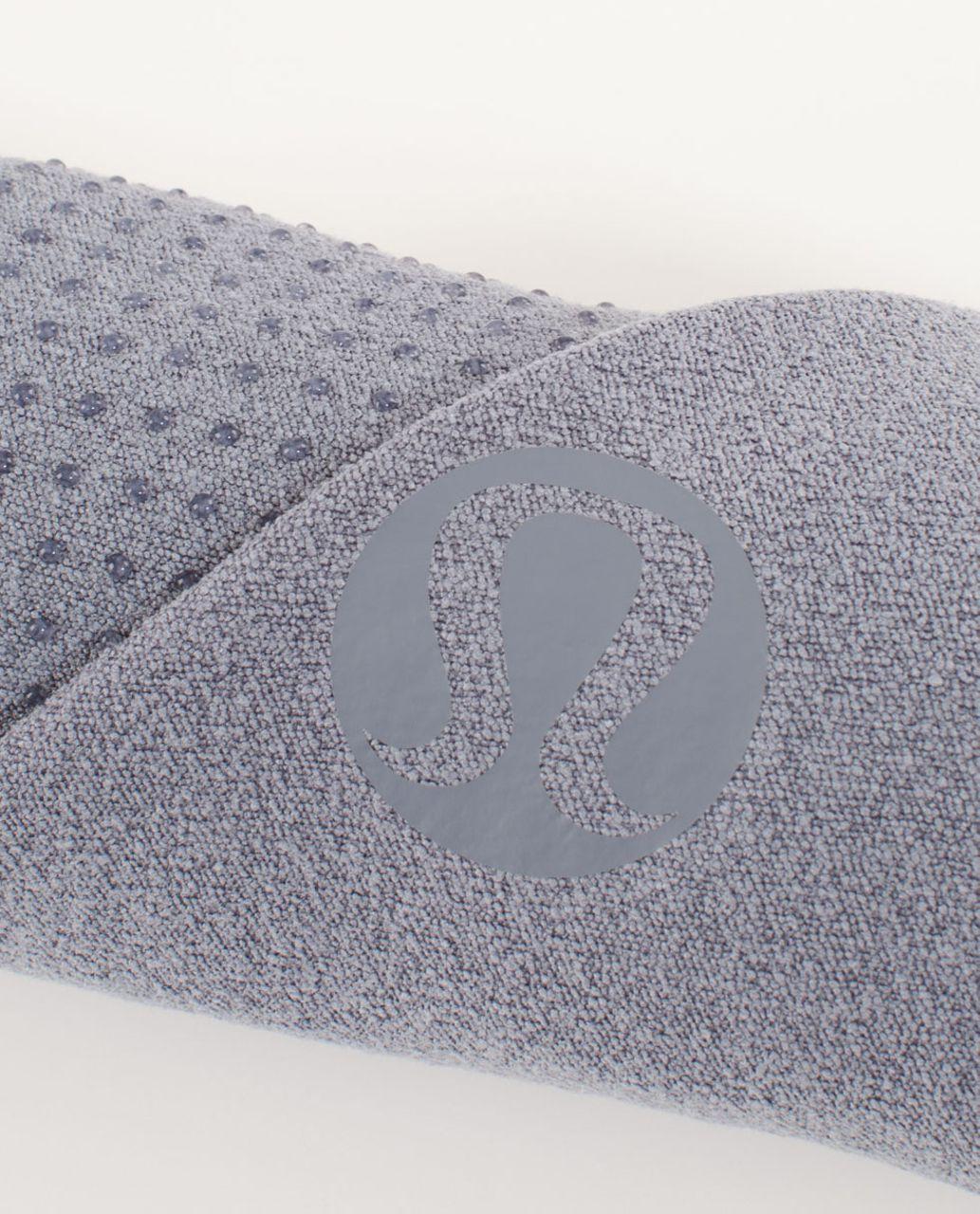 Lululemon Skidless Towel - Fossil