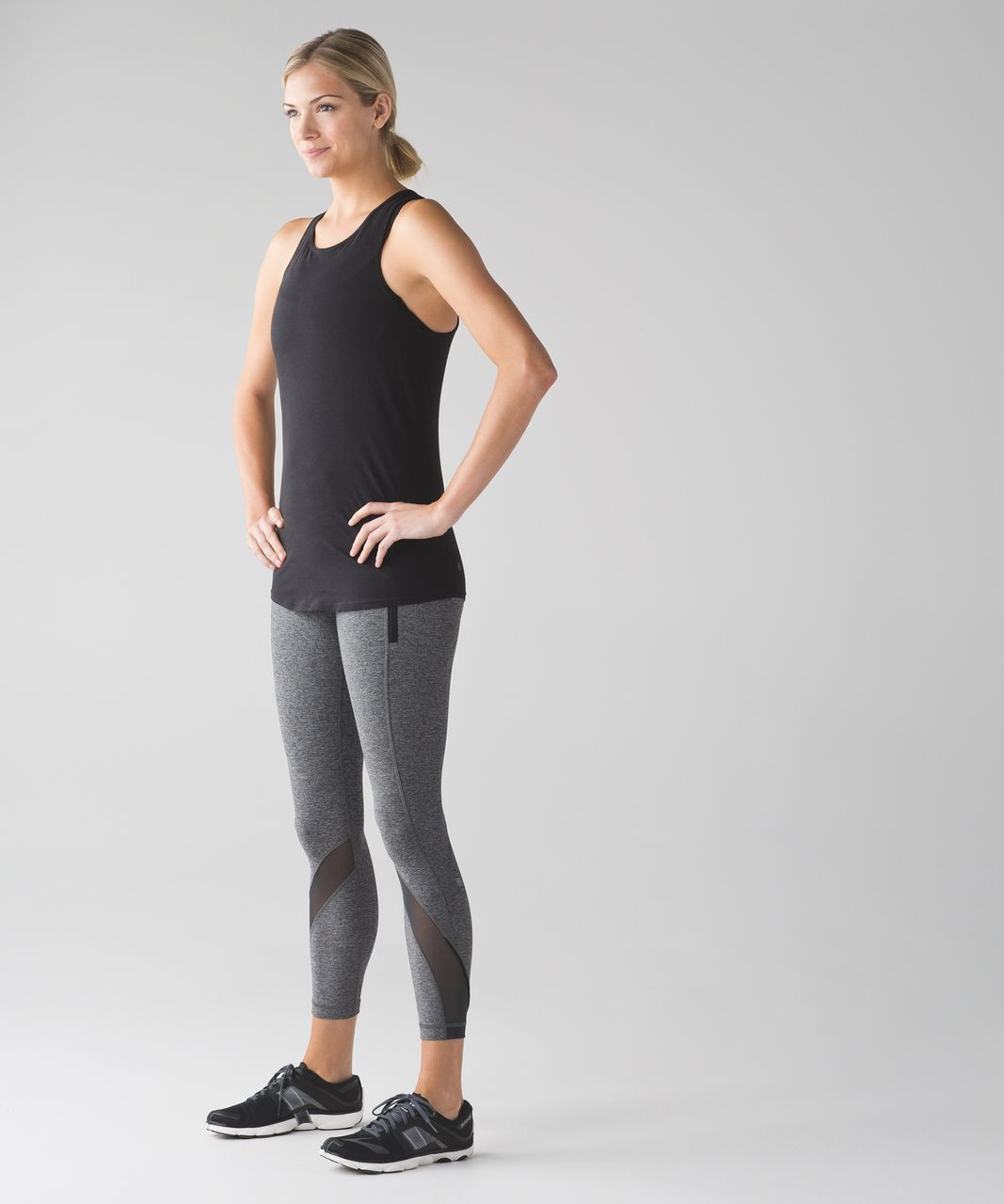 Lululemon Physically Fit Tank - Black