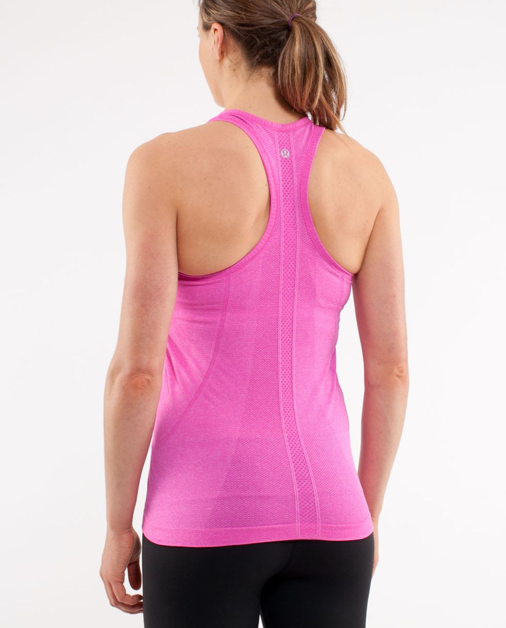 Lululemon Run:  Swiftly Racerback - Paris Pink