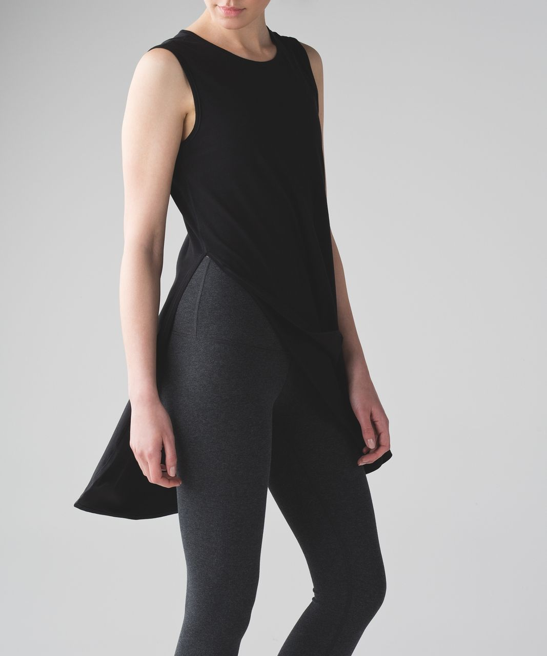 Lululemon Breeze By Tunic - Black