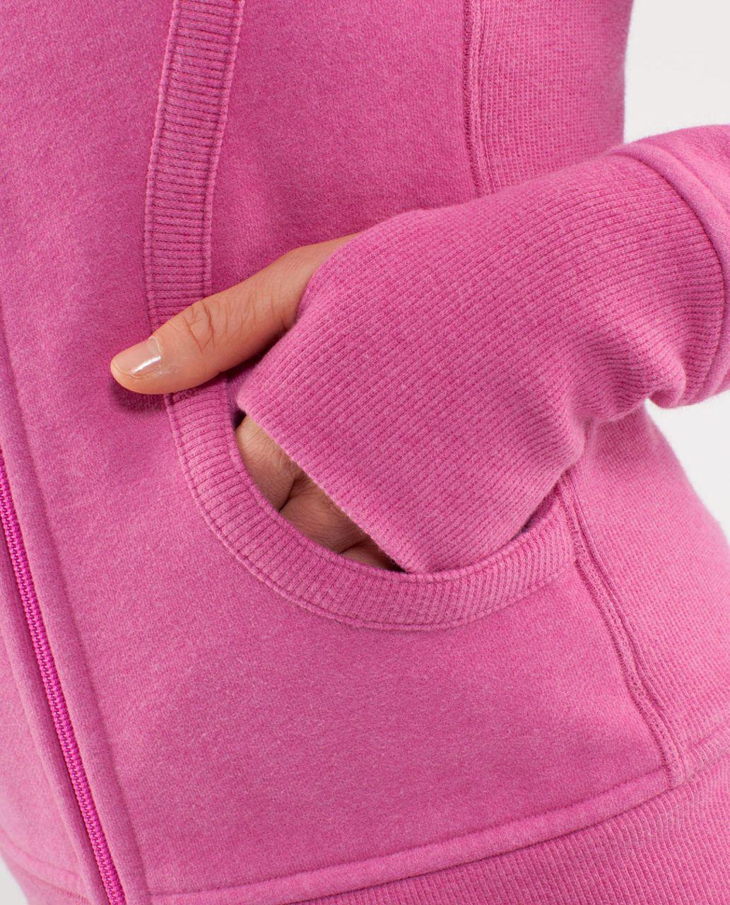 Lululemon Scuba Hoodie - Heathered Paris Pink /  Paris Pink