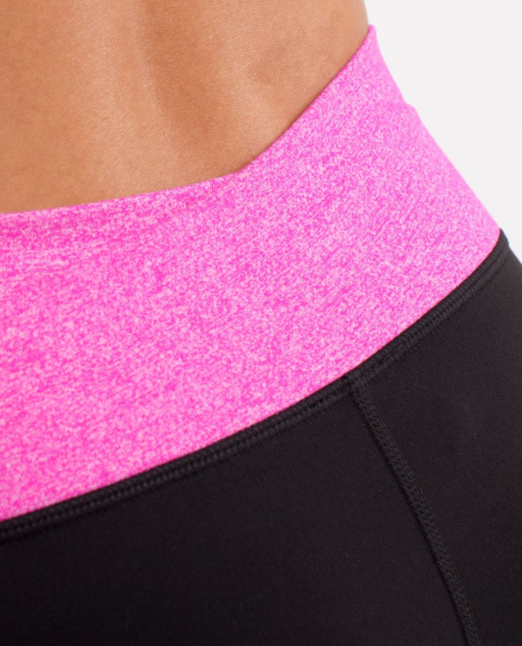 Lululemon Astro Pant (Tall) - Black /  Heathered Paris Pink