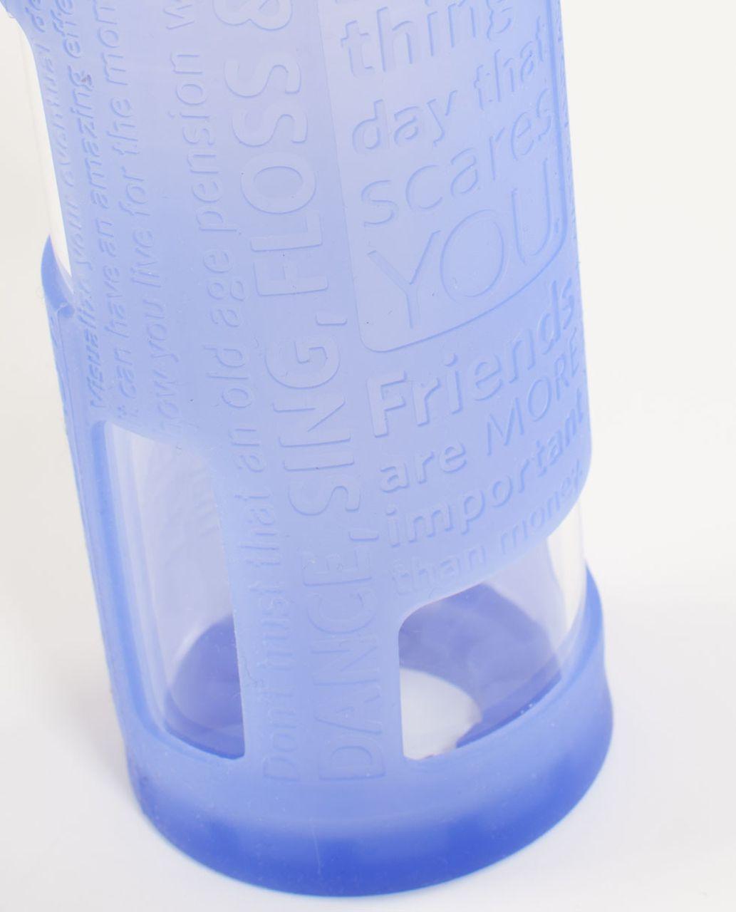 Lululemon Pure Balance Waterbottle - Persian Purple