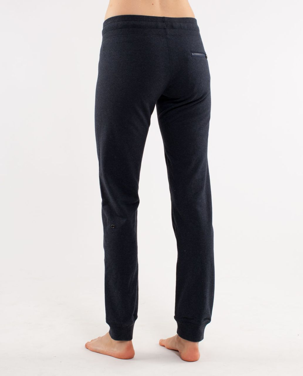 2aedd95f6e441 Lululemon Tea Lounge Pant - Heathered Deep Navy - lulu fanatics