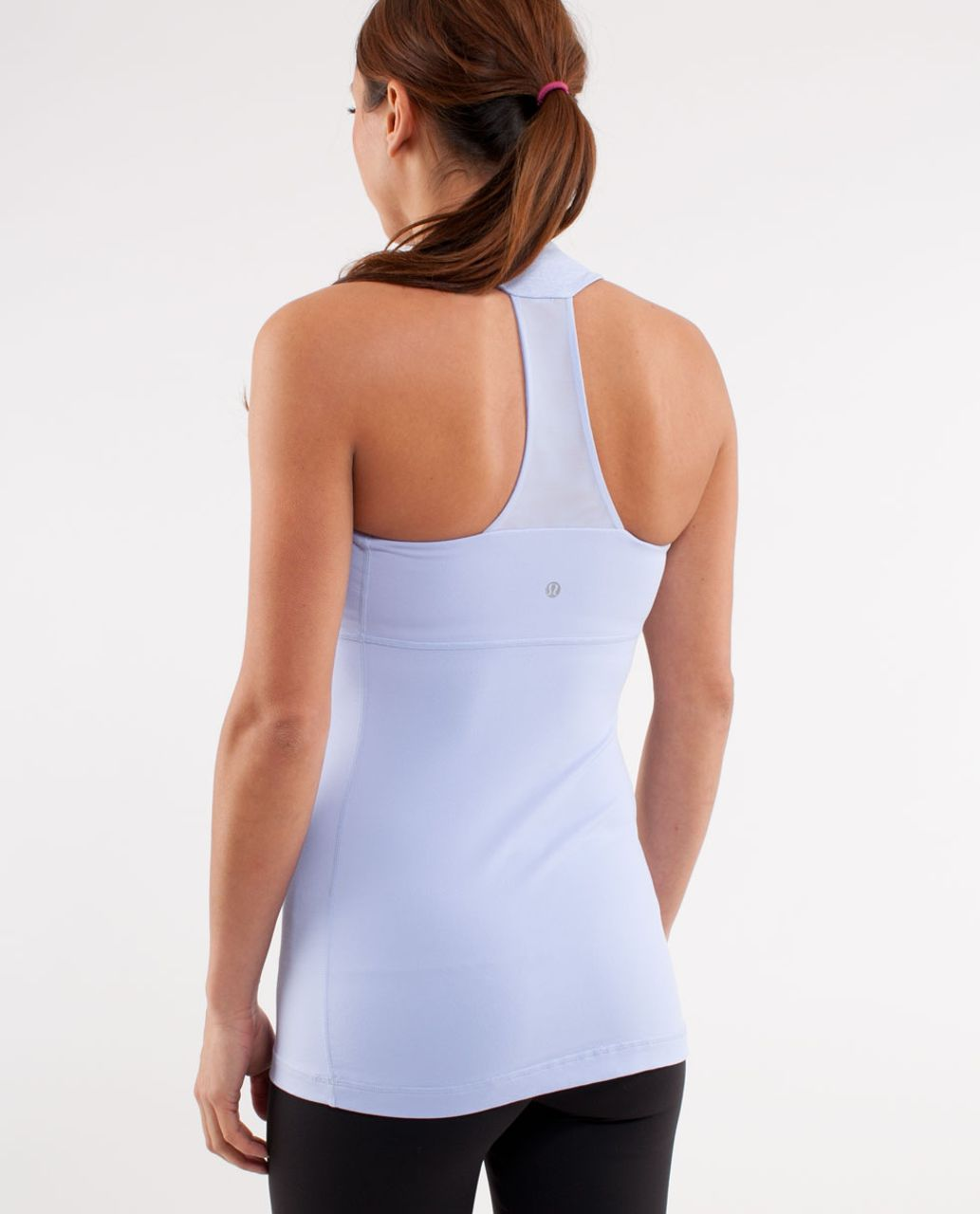 Lululemon Scoop Neck Tank - Lavender Dusk /  Heathered Lavender Dusk