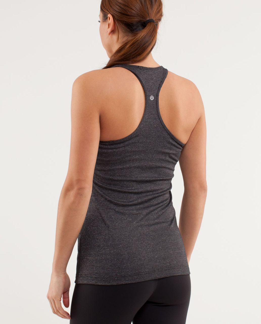 Lululemon Cool Racerback *Rib - Black