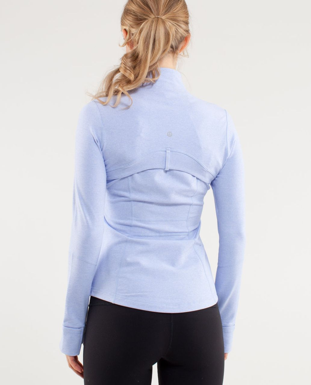 Lululemon Define Jacket - Heathered Lavender Dusk