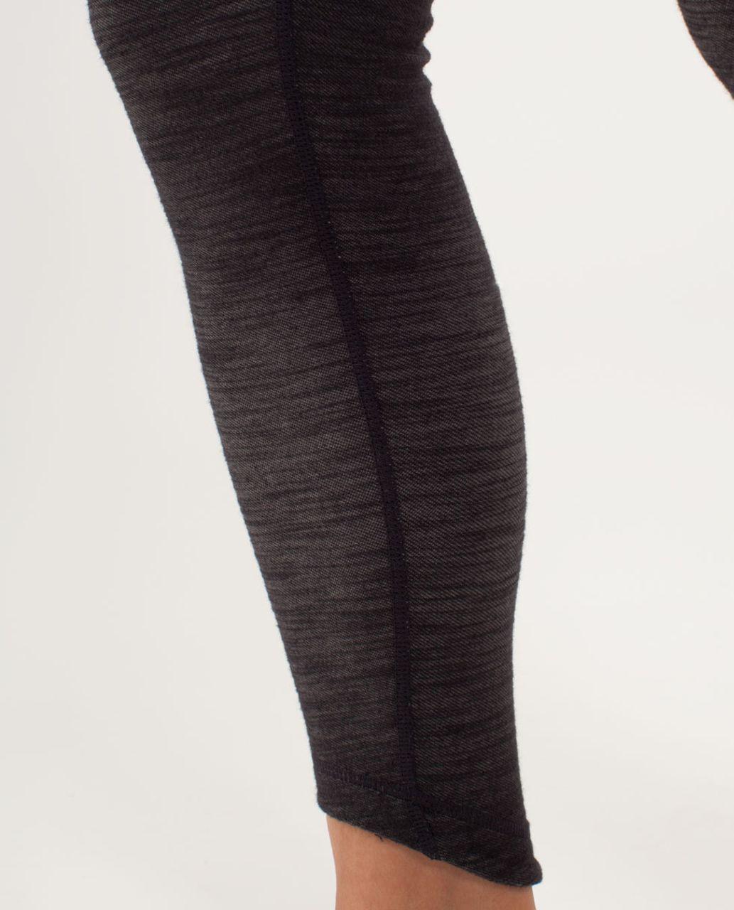 Lululemon Wunder Under Pant *Special Edition Denim - Black