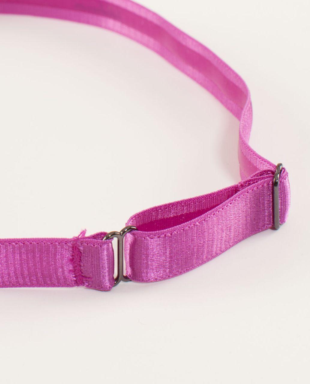 Lululemon Skinny Satin Pirouette - Ultra Violet